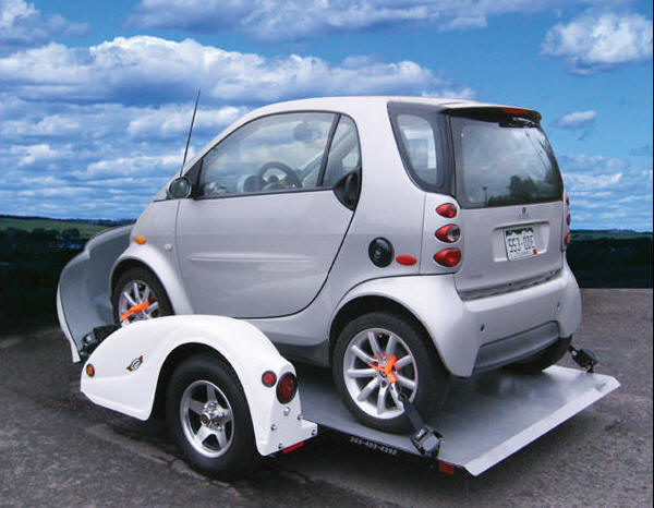 Pueblo Car Dealerships >> SMART CAR TRAILERS SMART FORTWO TRAILERS, SMALL CAR HAULER TRAILERS